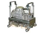 Электрическая фальцезекаточная машинка